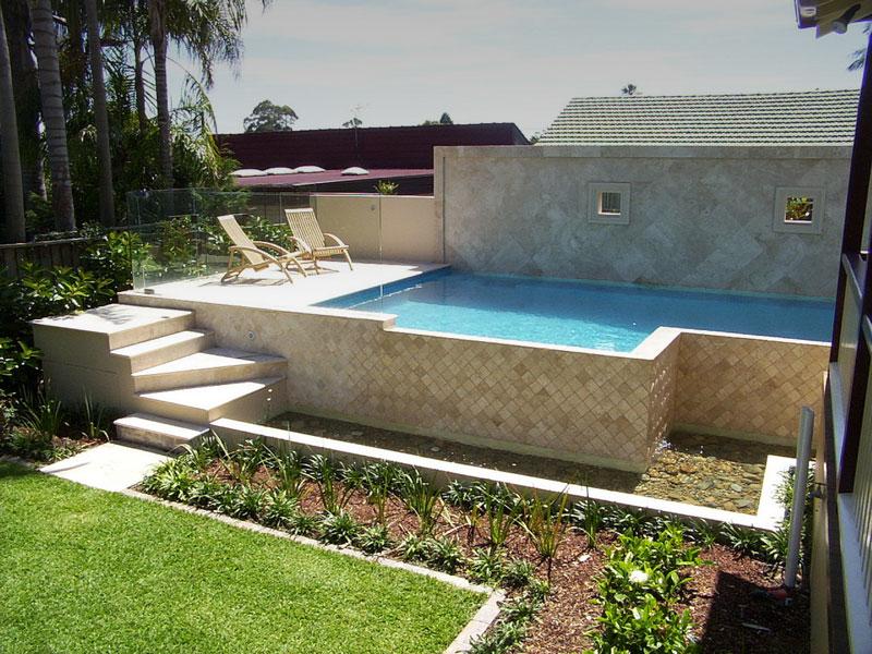 Concrete Outground Pools Blue Haven