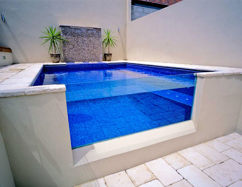 Concrete Outground Pools Blue Haven