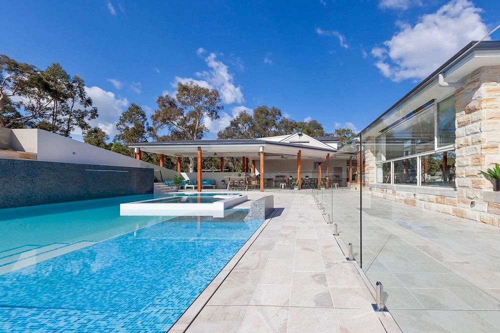 ultimate pool area
