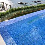 Connells Point Lap Pool Built By Blue Haven Pools