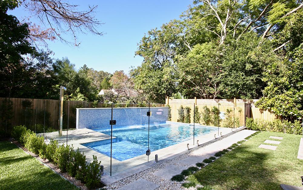 underground Swimming pool in Killara