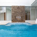 South Hurstville Lap Pool With Waterfall Features