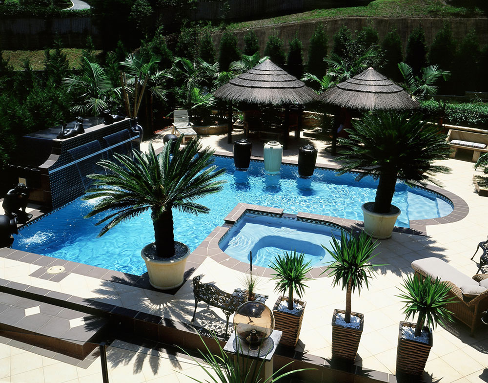 Swimming Pool Designs Inspiration - 5