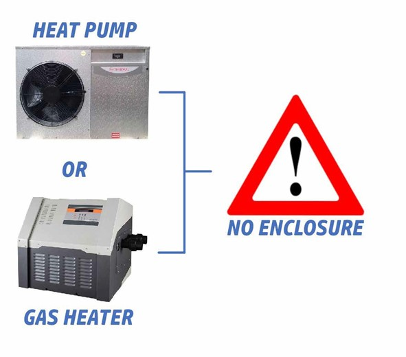 Heat pump vs gas heater for pool